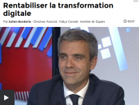 Rentabiliser la transformation digitale - Cap décideur